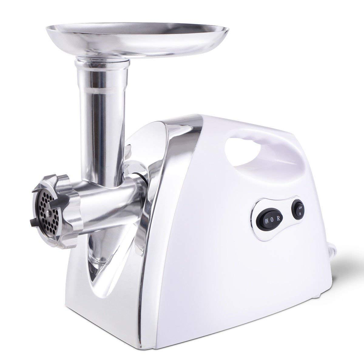 HAPPYGRILL Electric Meat Grinder 2800W Stainless Cutter Sausage Stuffer Maker Home Kitchen Tool by HAPPYGRILL