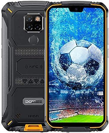 Teléfono Móvil Resistente DOOGEE S68 Pro, Helio P70 Octa Core 6GB ...