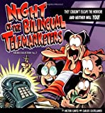 img - for Night Of The Bilingual Telemarketers: A Baldo Collection book / textbook / text book