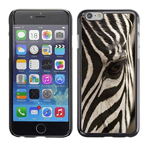 "Premio Sottile Slim Cassa Custodia Case Cover Shell // V00002197 Zèbre // Apple iPhone 6 6S 6G 4.7"""