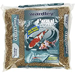 Wardley Pond Fish Food Pellets - 5lb