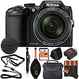 Nikon COOLPIX B500 16MP Point & Shoot Digital Camera (Retail Packaging) (Basic Kit, Black)