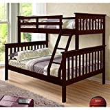 Donco Kids Twin Over Full Mission Bunk Bed - Best Reviews Guide