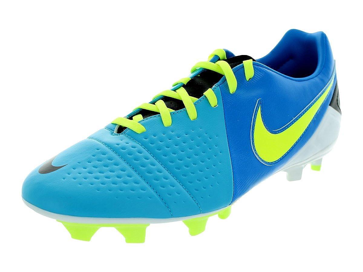 93eb88537 Amazon.com | Nike CTR360 Libretto III FG - Current Blue/Volt/ | Soccer