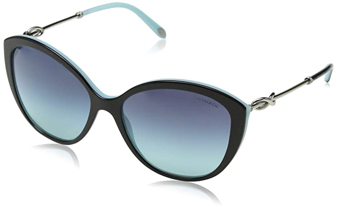 Tiffany & Co. 0TY4144B 80559S 57 Gafas de sol, Negro (Black ...