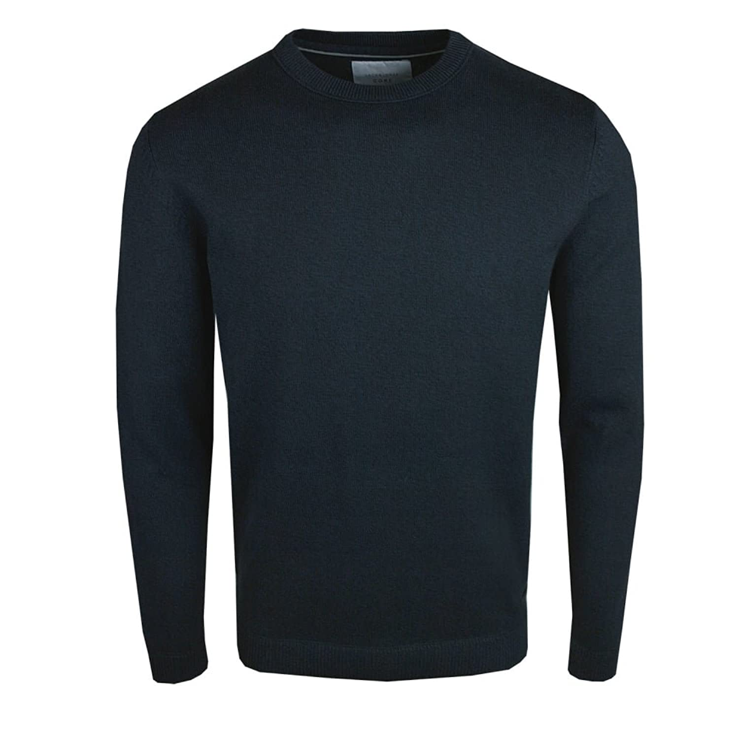 Jack & Jones Men's Jcotwisting Knit Crew Neck Jumper