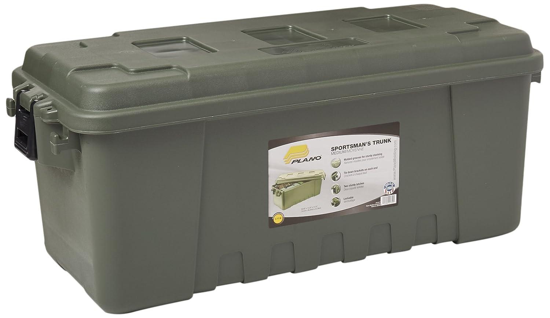 Plano - 1719-01 - Coffre de rangement - Vert Olive - Taille M