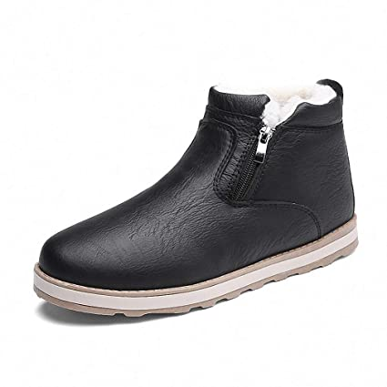 e7029e34a3d7f Amazon.com: Tebapi Mens Backpacking Boots Men Winter Warm Boots ...