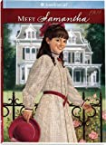 Front cover for the book Meet Samantha: An American Girl by Susan S. Adler