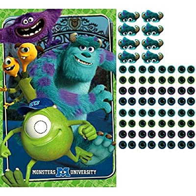 Party Game | Disney Monsters University Collection | Party Accessory: Toys & Games