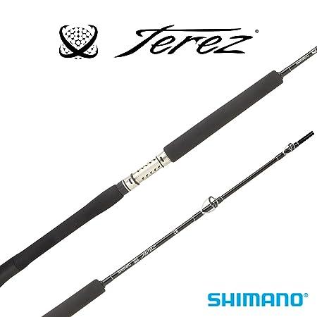 SHIMANO Terez TZS69XH Spinning Rod – Black