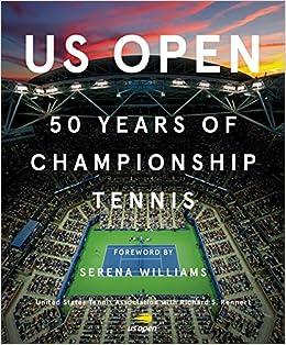 50th Anniversary US Open Book
