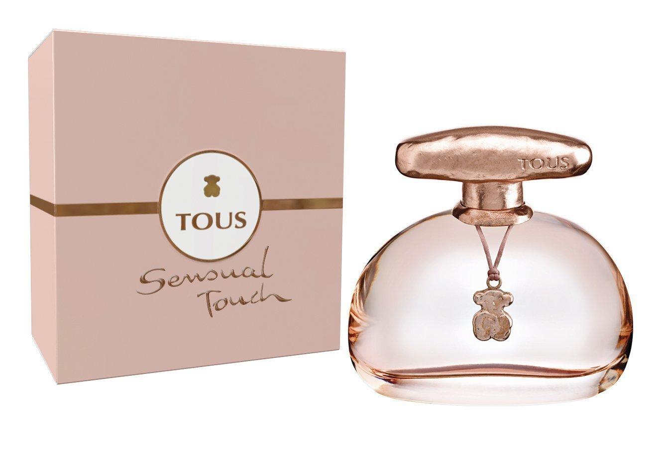 Amazoncom Tous Touch By Tous For Women Eau De Toilette Spray 34