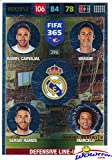2017 Panini Adrenalyn XL FIFA 365 Multiple Insert