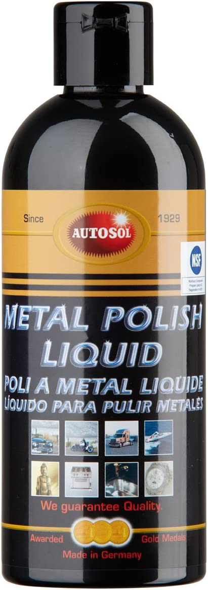 Autosol 11001210Metal Polish Liquid, 250ml