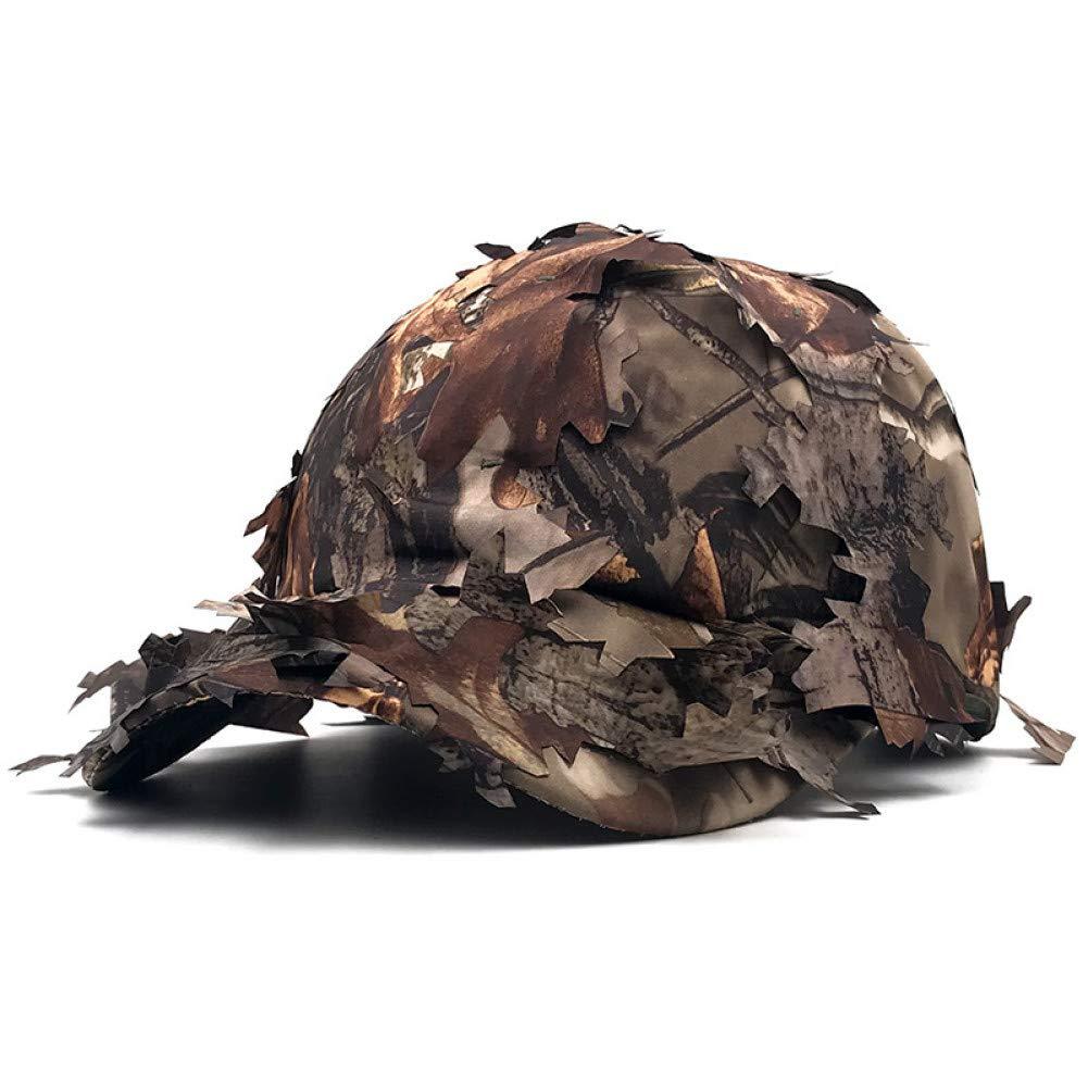 CXKNP Gorra De Beisbol Maple Leaf Print Army Hat Anti-Terror ...