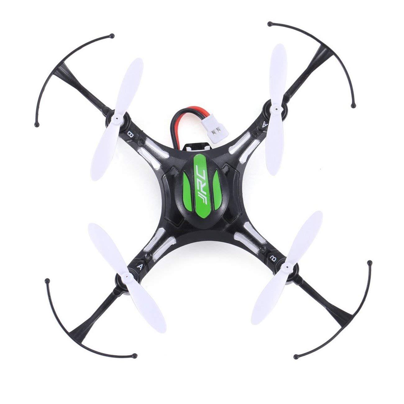 Jiobapiongxin JJR / C H8 Mini 2.4G RC Drone Quadcopter con 3 ...