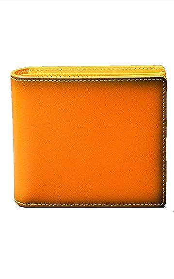 05b2fd376d57 Amazon | 【BENEDETTA】 ヌメ革 短財布 本革 高級 二つ折り 大容量 ...