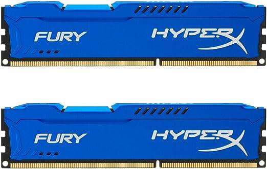 Hyperx Hx316c10fk2 16 Fury Blau Arbeitsspeicher Ddr3 Computer Zubehör