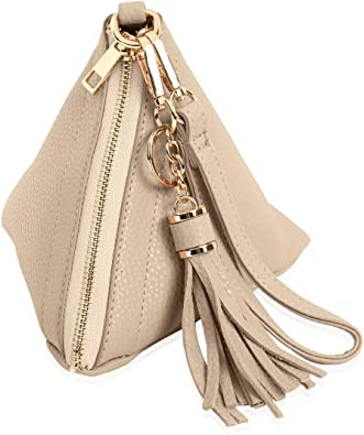 Black Vegan Faux Leather CLUTCH Purse Handbag Mini Evening Bag Small Wristlet