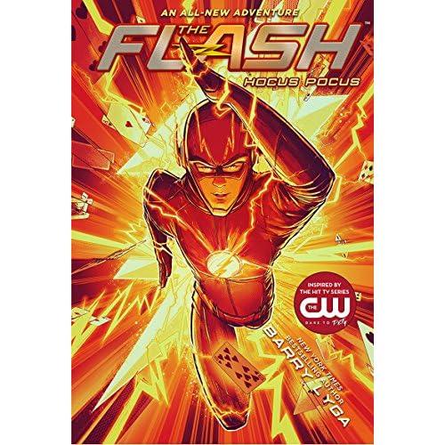The Flash: Hocus Pocus: (The Flash Book 1) (Hardcover)