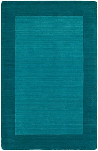 Kaleen Rugs Regency Collection 7000-78 Turquoise Hand Tufted 5 X 7 9 Rug