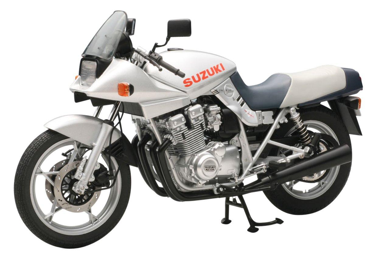 SUZUKI GSX 1100S KATANA, PLATEADA