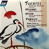 Takemitsu: Twill By Twilight; Matsumura: Piano Concerto No. 2; Miyoshi: Noesis for Orchestra; Yoshimatsu: Threnody to Toki