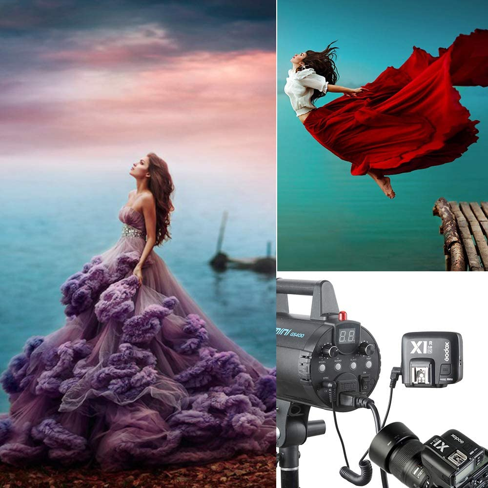 X1R-N GODOX X1R-N TTL Wireless Flash Trigger Receiver for Nikon 2.4G HSS 1//8000s Remote Flash Receiver Shutter Release