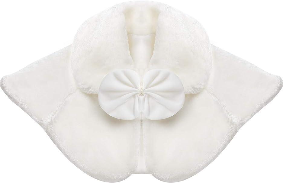 New Girls Black Bolero Jacket Coat Wrap Wedding Christmas Pageant Birthday 216