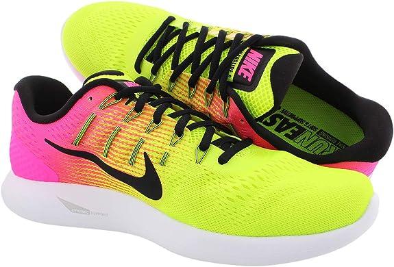 Nike Lunarglide 8 OC, Zapatillas de Running para Hombre, Negro ...