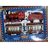 NEW Disney Main Street Railroad Train Set Electronic Scale