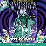 Invisible Inc.: Magic Ink, Book 4 | Steve Cole
