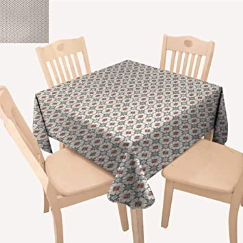 Amazon.com: PriceTextile Abstract Table Cover Bullseye ...