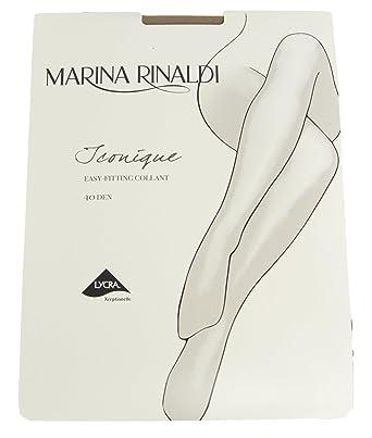 a163030ed26 Marina Rinaldi Women s Sereno Sheer Iconique Tights at Amazon ...