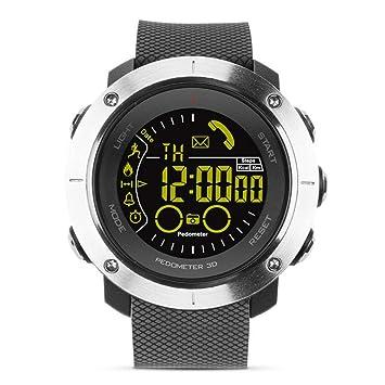HCWH Reloj Elegante de los Hombres Reloj Deportivo de Moda ...