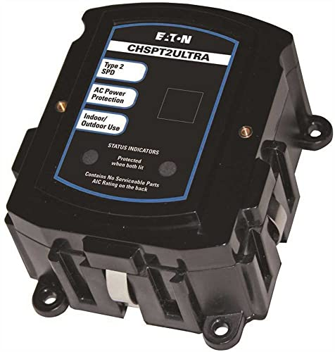 EATON CHSPT2ULTRA Ultimate Surge Protection 3rd Edition, 2.38 Length, 5.25 Width 7.5 Height
