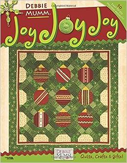 Book Debbie Mumm: Joy Joy Joy