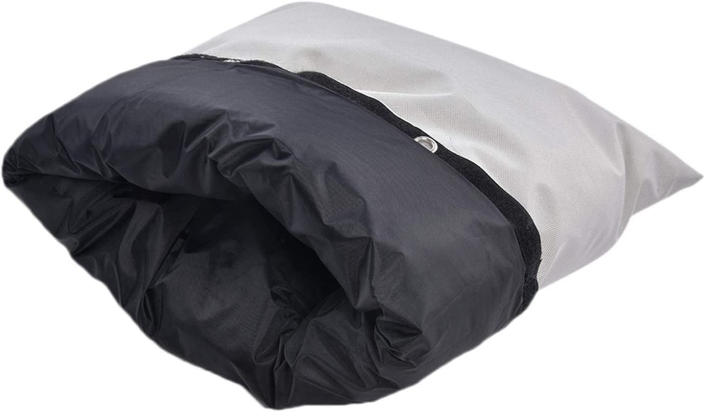 Details about  /Outdoor Winter Faucet Freeze Protection Covers Pipe Insulation Bag Long Outside