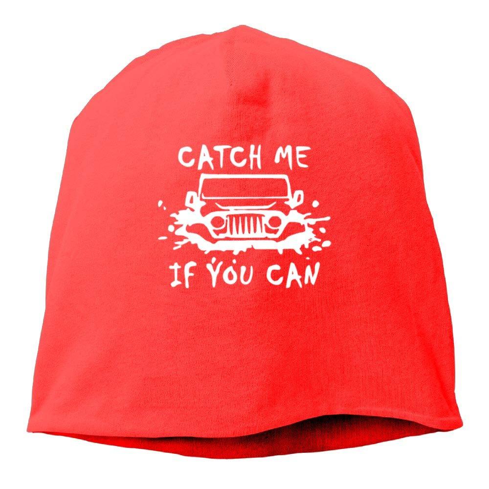 Chatch Me If You Can Jeep Beanie Hat Ski Hats Mens