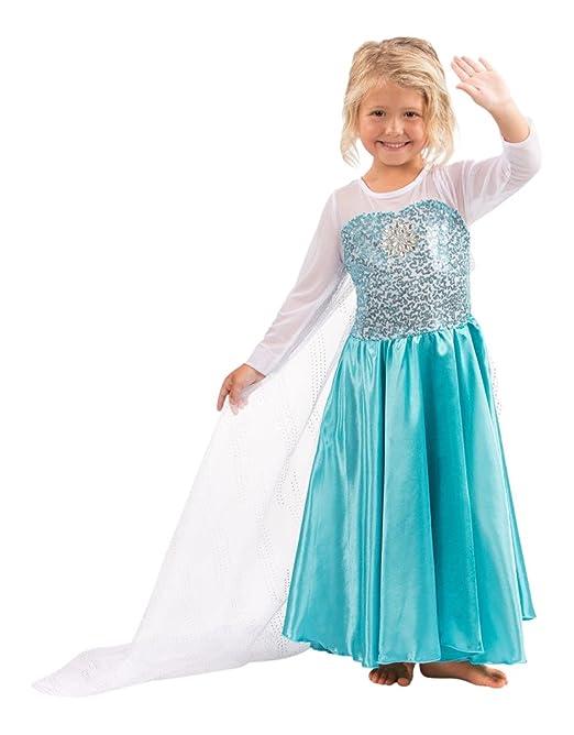 19 opinioni per Katara- Il vestito della principessa Elsa Frozen, costume da principessa Elsa