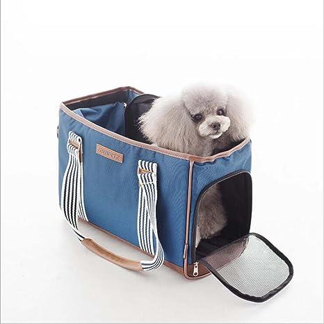 MRXUE Bolsa para Mascotas, Paquete, Mochila, Bolso para Gatos Y Perros, Ligero