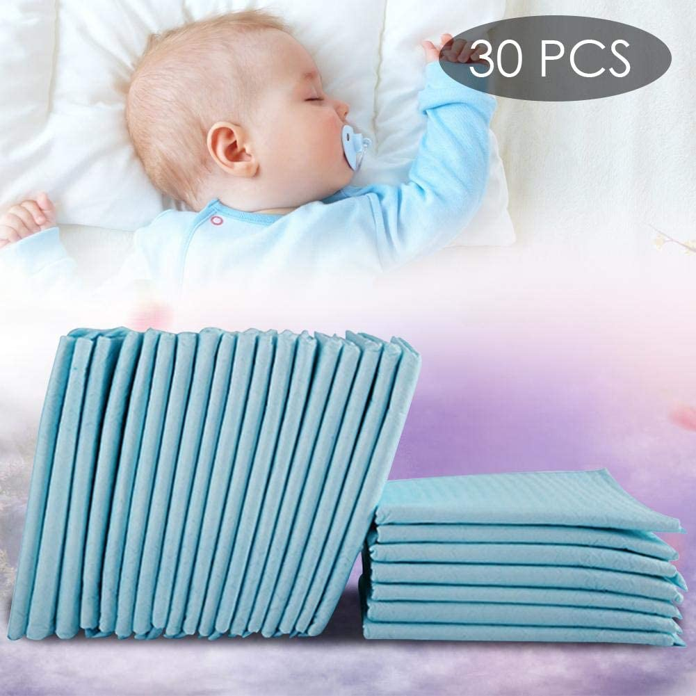 2pcs Baby Diaper Changing Pad Cover Soft Waterproof Changing Table Pad Cover Washable Travel Changing Mat for Diaper Changing for Baby Girls Boys