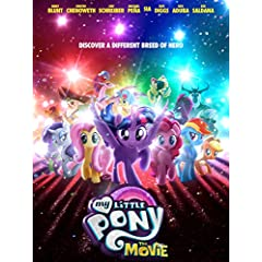 My Little Pony: The Movie debuts on Digital Dec. 19 and on Blu-ray, DVD and On Demand Jan. 9 from Lionsgate