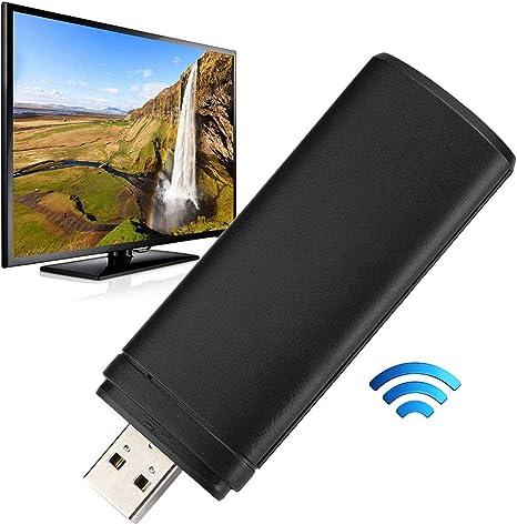 Adaptador LAN inalámbrico de Banda Dual 300Mbps USB WiFi Ralink ...