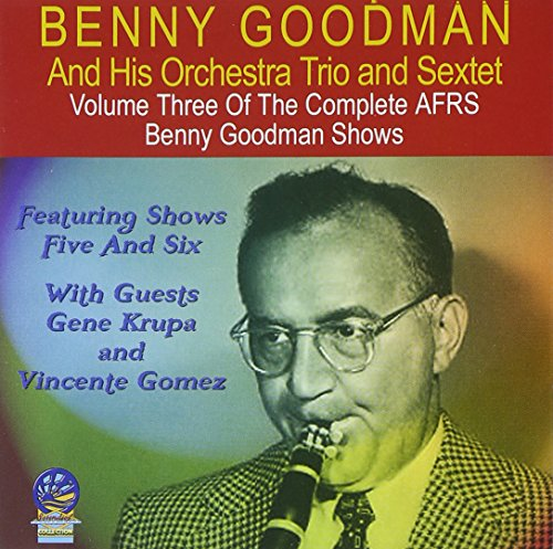 Benny Goodman - Volume 36