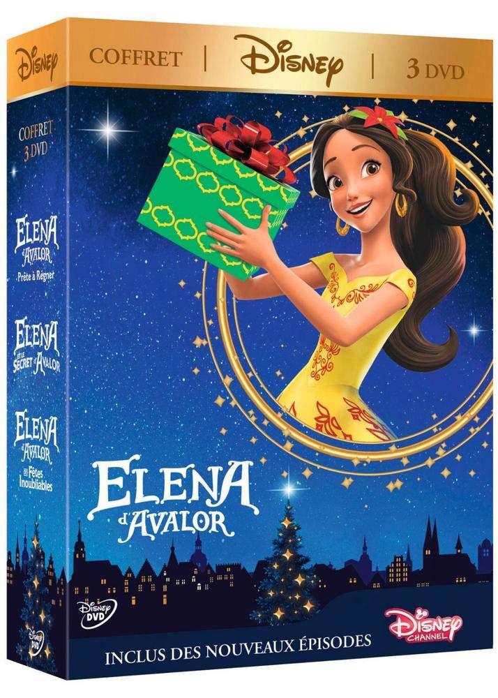 Elena dAvalor - Coffret 3 DVD [Francia]: Amazon.es: Aimee ...