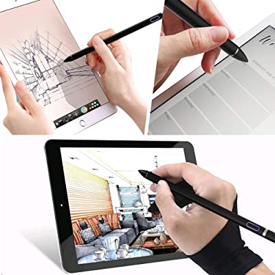 Active Pencil Smart Digital Pens Fine Point Stylist Compatible with iPhone iPad Pro Air Mini and Other Tablets Stylus Pen for Touch Screens