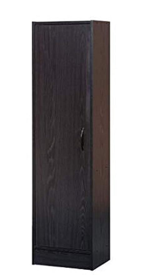 Amazon Com Mylex Pantry Single Door Storage Cabinet Cupboard