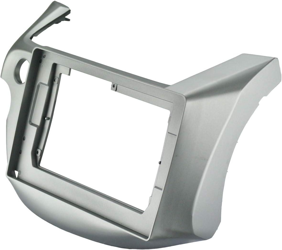 Roue Jazz 2008-2013 Jazz//Double Din Gris 10-197 EZoneTronics Cadre pour autoradio sp/écial 10,1pour Honda Fit